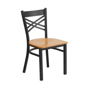 Betton X Back Dining Chair by Winston Por..