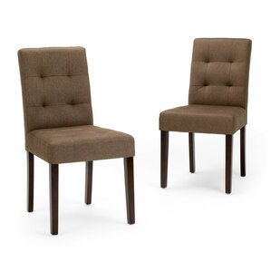 Andover Parsons Chair (Set of 2) by Simpli Home