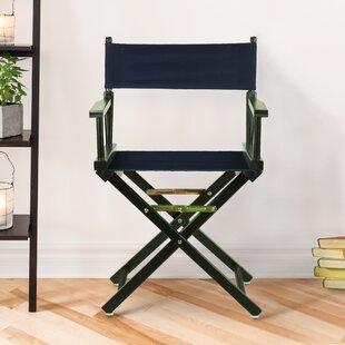 Tall Folding Directors Chair | Wayfair