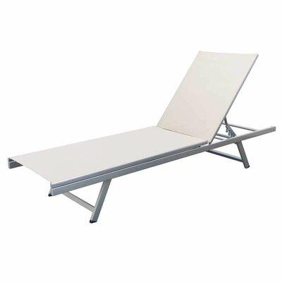 Modern White Outdoor Chaises Allmodern