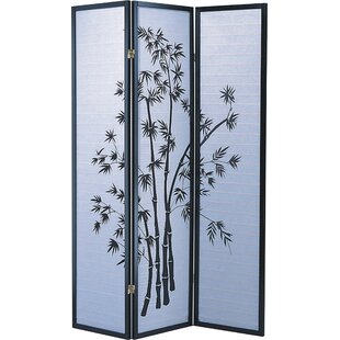 Ronda 3 Panel Room Divider by World Menagerie