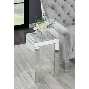 Arminta End Table Storage