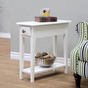 Sharman Chairside Table by Alcott Hill