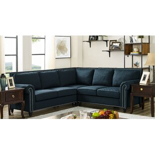 Attleboro Sectional by Charlton Home Cheap