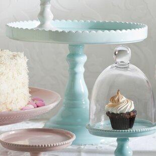 Decor Bon Bon Hue Tall Pedestal Cake Stand & Specialty Serving | Birch Lane