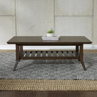 Schacht Coffee Table by Brayden Studio
