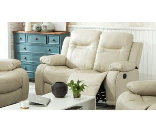 Compare prices Gledhill Double Reclining Loveseat by Red Barrel Studio Reviews (2019) & Buyer's Guide