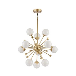 Corrigan Studio Cosme 11-Light Sputnik Chandelier