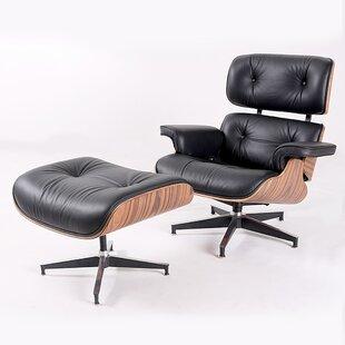 248 Lounge Chair and Ottoman