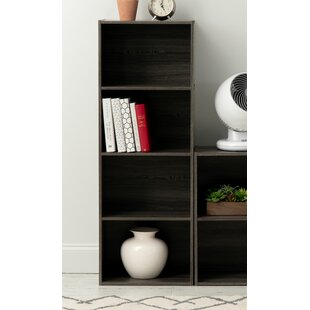 4 Tier Standard Bookcase by IRIS USA, Inc. Cool