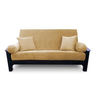 Simoes Box Cushion Futon Slipcover (Set of 3)