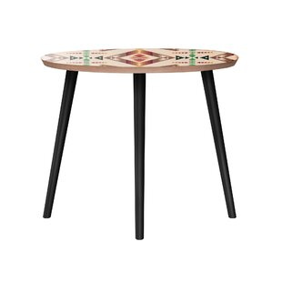 Bungalow Rose Holahan End Table