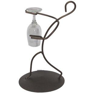 Metrotex Designs Tabletop Wine Glass Rack