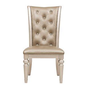 Banyan Side Chair by House of Hampton