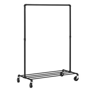 Mccourt 100cm Wide Clothes Rack By Rebrilliant