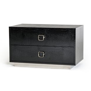 Jolicia 2 Drawer Nightstand by Willa Arlo Interiors