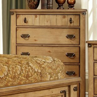 Loon Peak Wiest Cottage 5 Drawer Chest