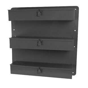 21W 3-Row Door Tray by Durham Manufacturing