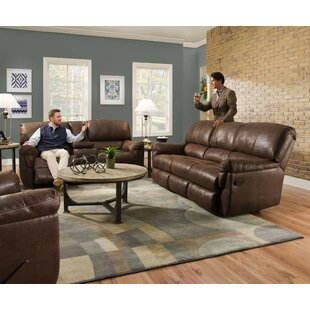 Bosquet Reclining Configurable Living Room Set by Loon Peak Best Choices