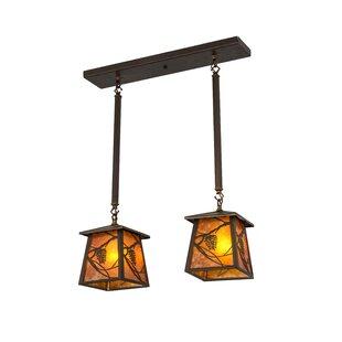 Loon Peak Wynsum Pines 2-Light Kitchen Is..