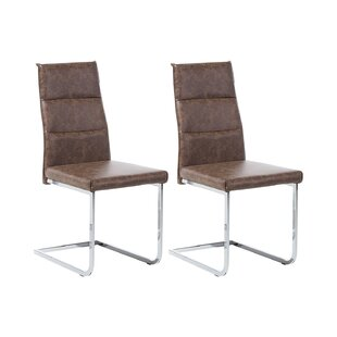 Kyler Upholstered Dining Chair (Set Of 2) By Metro Lane