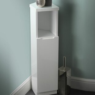 Keeling 19cm X 82.7cm Free Standing Cabinet By 17 Stories