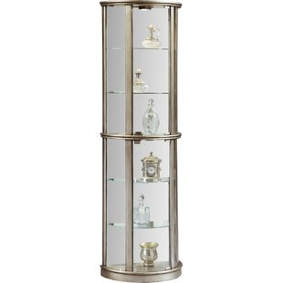 Willa Arlo Interiors Gracelyn Lighted Curio Cabinet