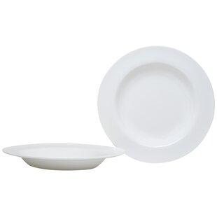 Laleia 28 oz. Rimmed Pasta Bowl (Set of 2)