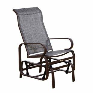 Calvert Patio Glider Chair  sc 1 st  Wayfair & Patio Rocking Chairs u0026 Gliders Youu0027ll Love | Wayfair