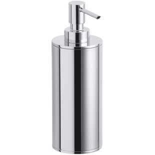 Purist Soap Dispenser By Kohler