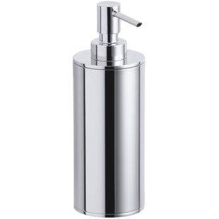 Purist Soap Dispenser By Kohler