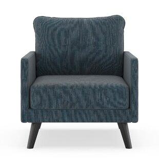 Crisman Armchair by Corrigan Studio