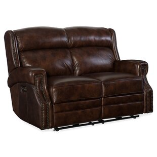 Shop Carlisle Leather Sectional by Hooker Furniture