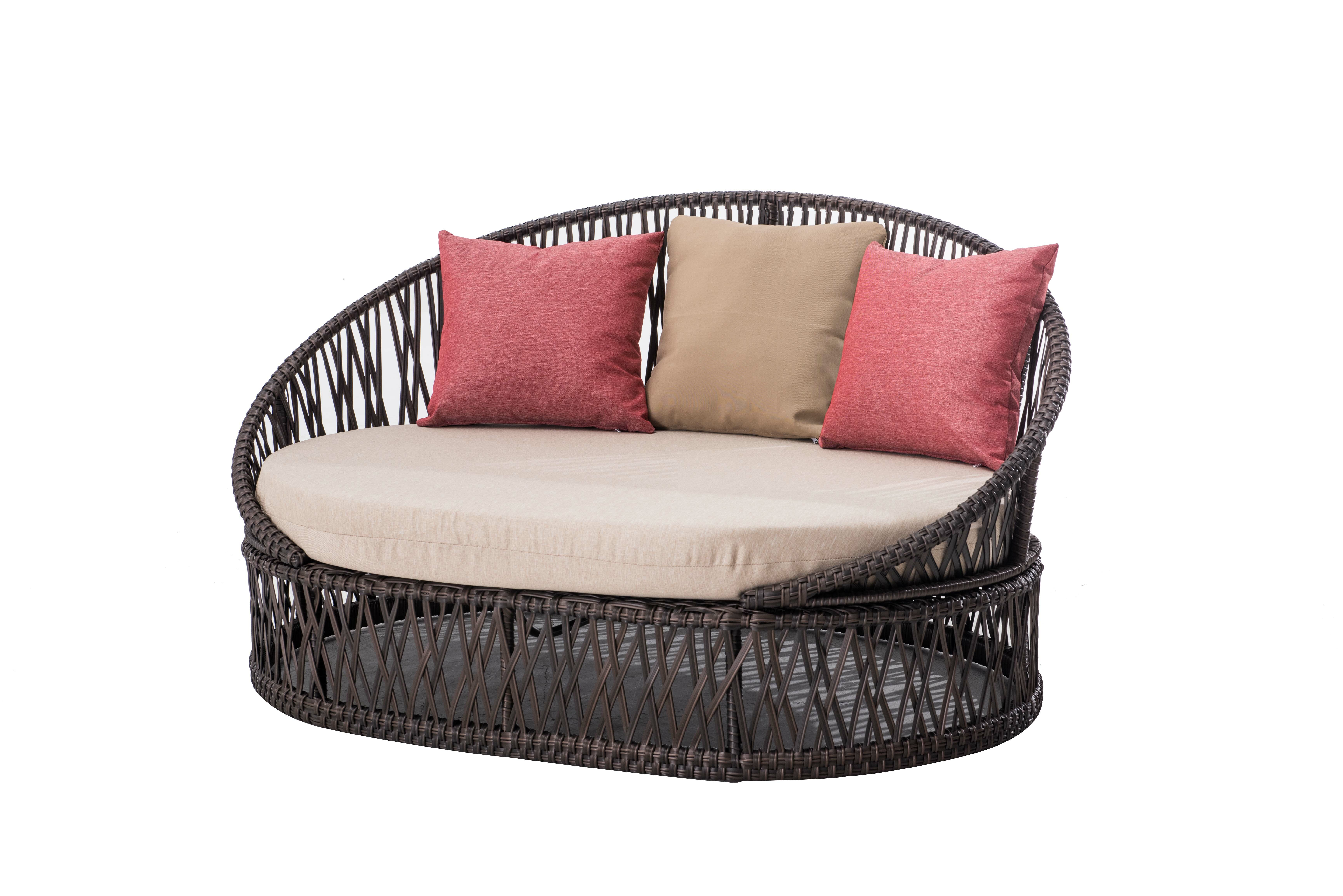 Agawam daybed with cushions reviews joss main