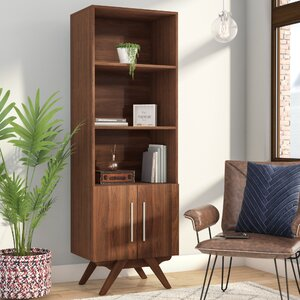 Mccumber Standard Bookcase