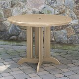 Charlcombe Plastic Dining Table