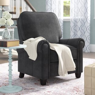 Dempsey Manual Recliner by Alcott Hill