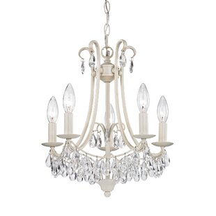 Bilertine 5-Light Chandelier