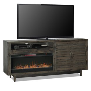 Nico TV Stand With Electric Fireplace by Union Rustic