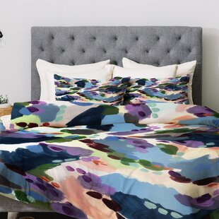 Laura Fedorowicz Wildflower Royale Comforter Set By East Urban Home