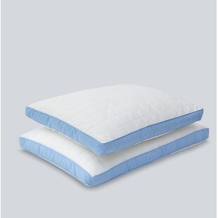 Alwyn Home Gainey Quilted Box Fiber Pillow (Set of 4)