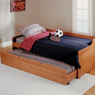 Great Price Twin Captain Bed with Trundle By Chelsea Home