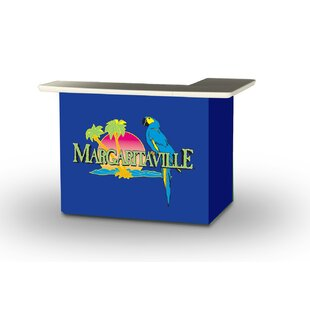 Margaritaville Home bar