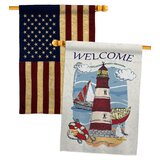 Lighthouse Flag Wayfair
