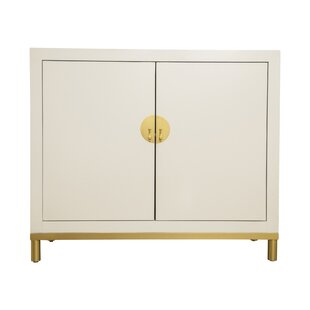 Ila 2 Door Accent Cabinet by Mercer41