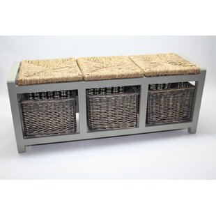 Baskets Included Storage Benches You Ll Love Wayfair Co Uk
