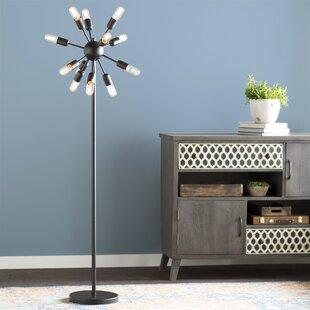 Check Prices Haloke 67.5 Floor Lamp By Trent Austin Design