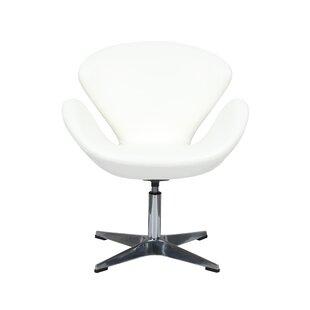 Braddy Swivel Lounge Chair by Orren Ellis