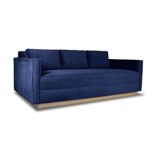 Affordable Price Picariello Plush Deep Sofa by Orren Ellis Reviews (2019) & Buyer's Guide
