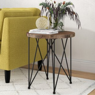 Deva End Table by Ivy Bronx